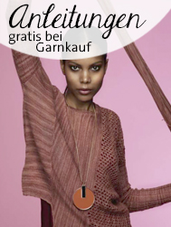 Anleitungen gratis bei Garnkauf | © Schoppel Wolle| Die Maschen zum Glück