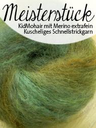 Meisterstück Atelier Zitron | Merino etxrafein mit KidMohair | Schnellstrickgarn | © Die Maschen zum Glück