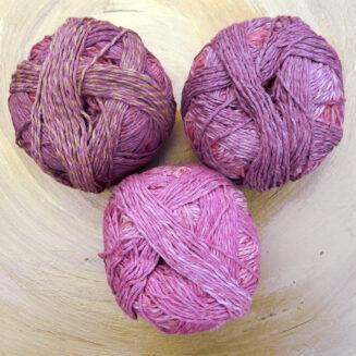 Zauberball Crazy Cotton Frühlingsanfang | Schoppel Wolle | für kreative Strickwerke | © Die Maschen zum Glück