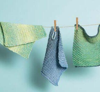 Anleitung Haushaltsputztuch Zauberball Crazy Cotton | Schoppel Wolle | © Schoppel Wolle