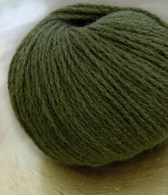 Bio Cashmere 6/28 Alge | © Die Maschen zum Glück