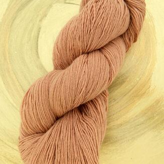 Filigran Lace Sandelholz | 100% Merino extrafein | Atelier Zitron | © Die Maschen zum Glück