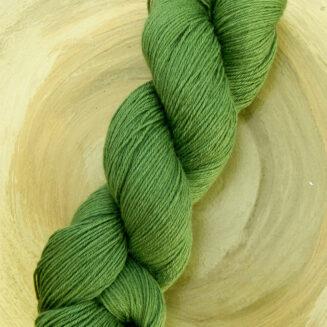 Turin Sockenwolle Limettengrün | Seehawer Naturfasern | © Die Maschen zum Glück