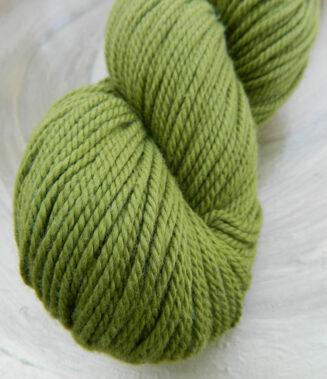 Baumwollgarn Olivgrün | Seehawer Naturfasern | © Die Maschen zum Glück